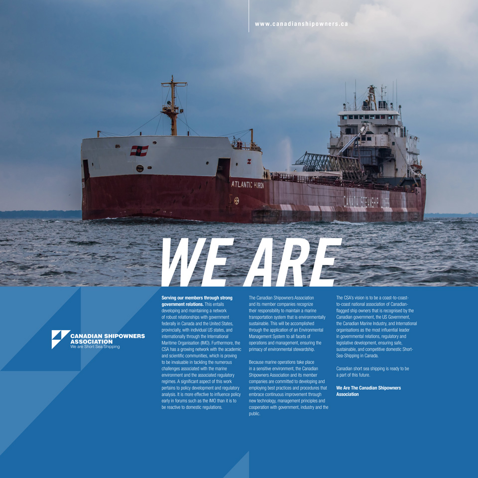 Canadian Shipping Association -Ad-2