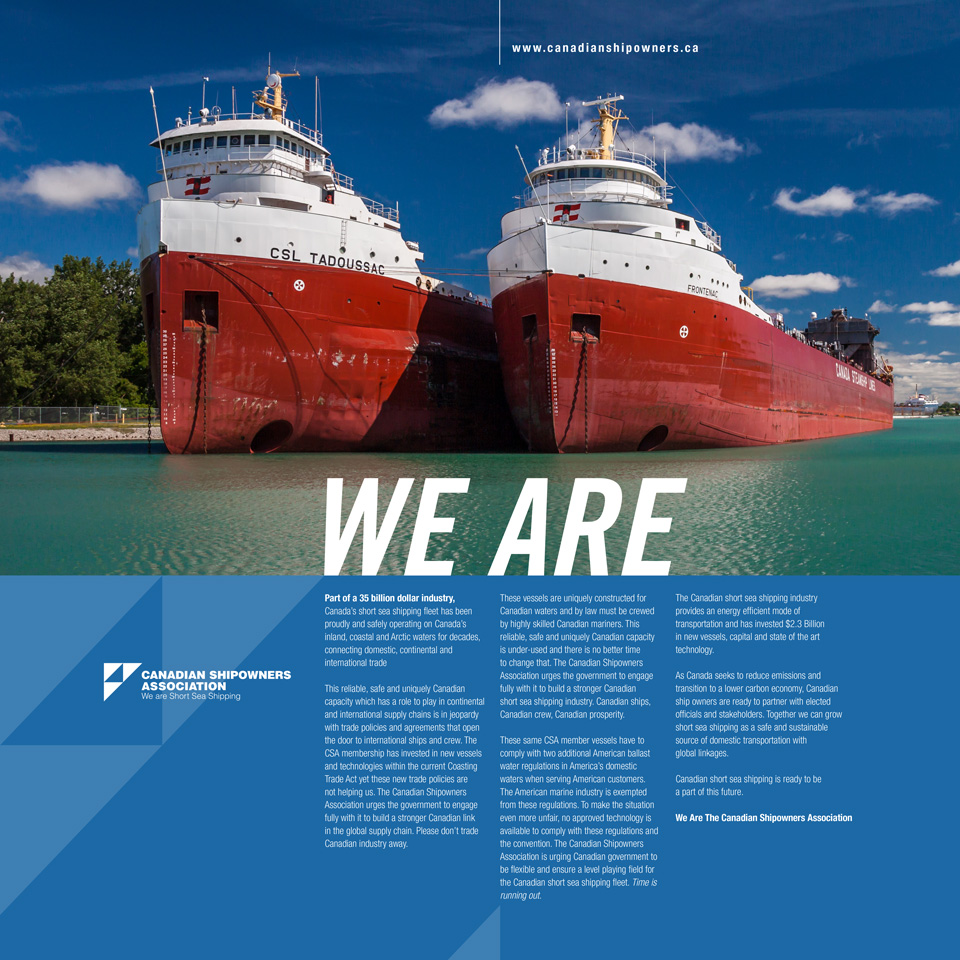 Canadian Shipping Association -Ad-3
