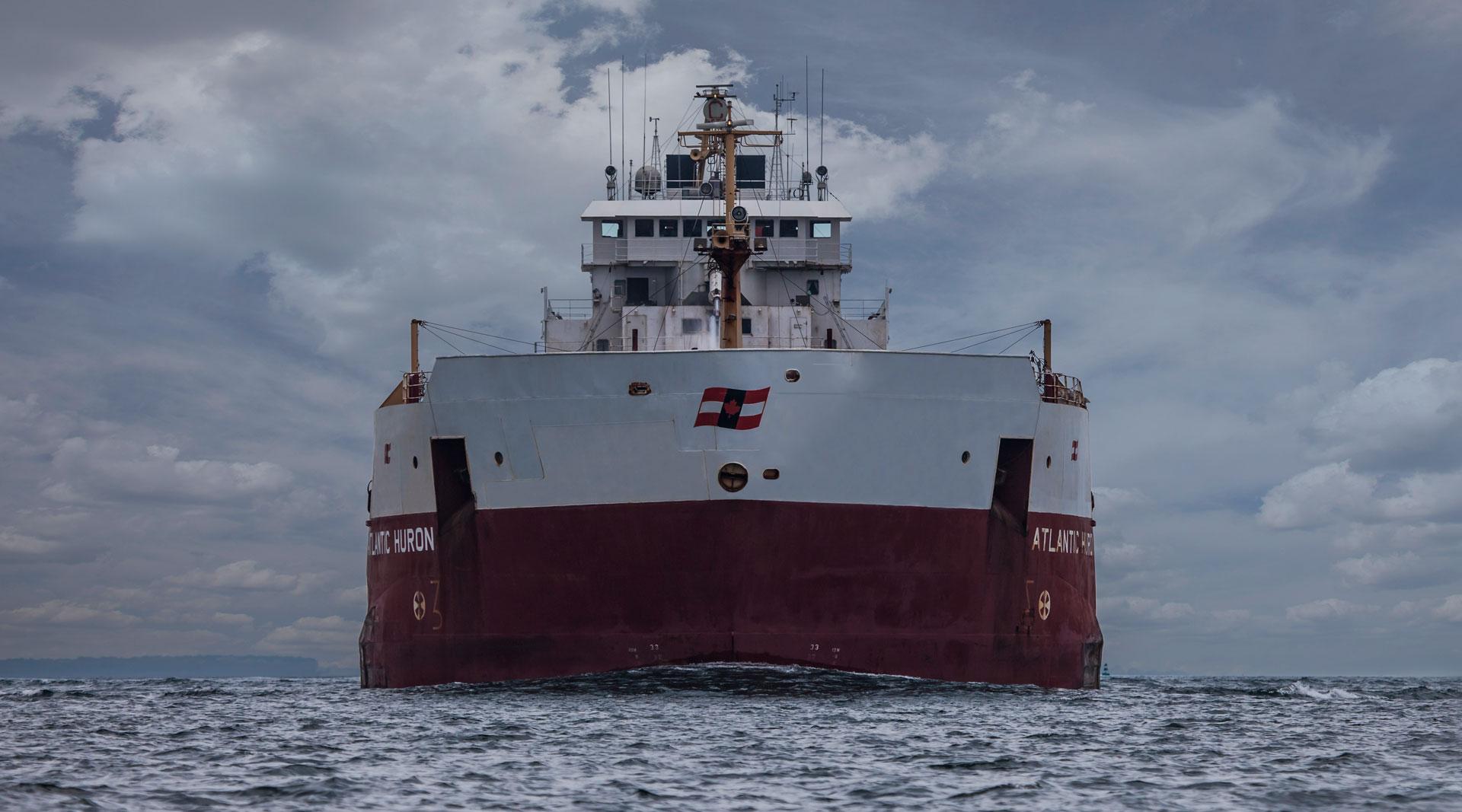 Canadian Shipping Association header