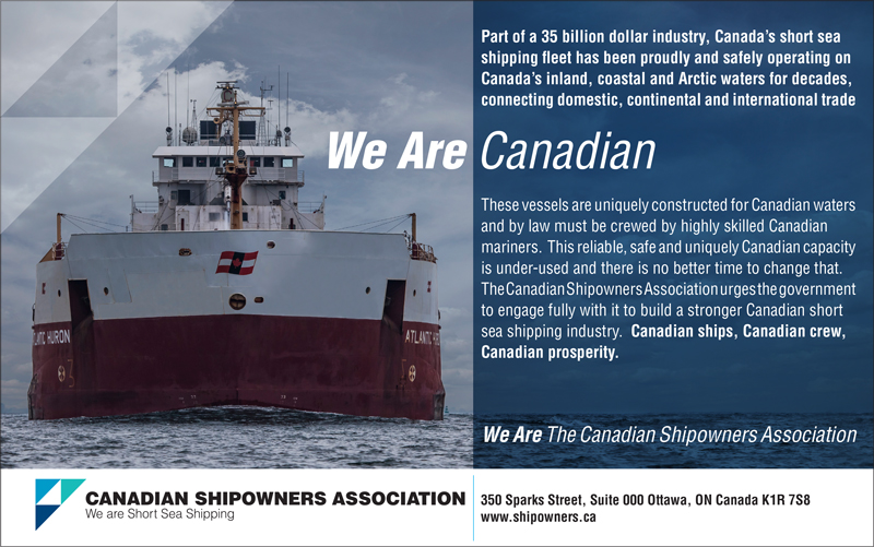 Canadian Shipping Association -we-are-Canadian-competitive