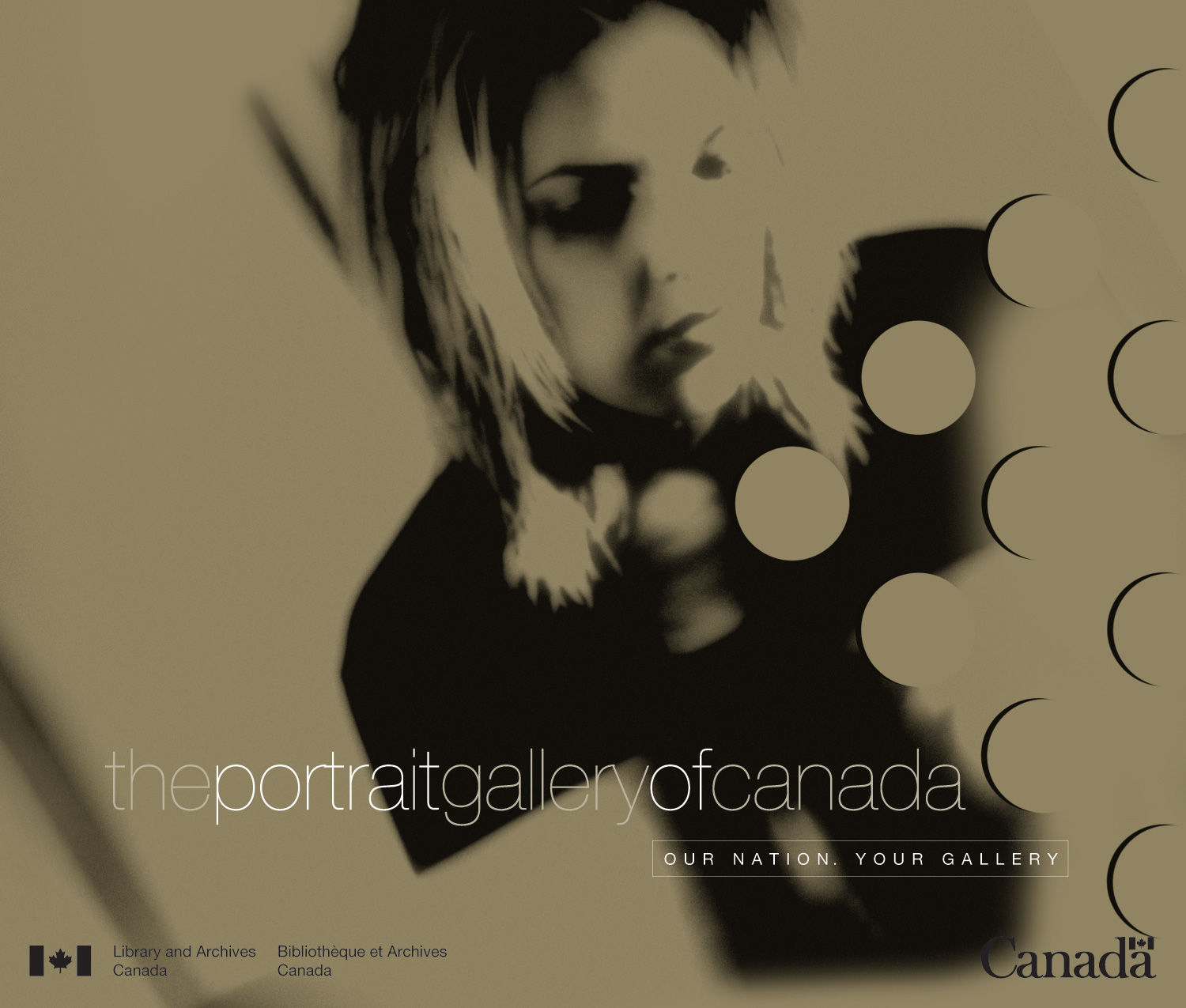 Portrait Gallery of Canada-brochure-cover
