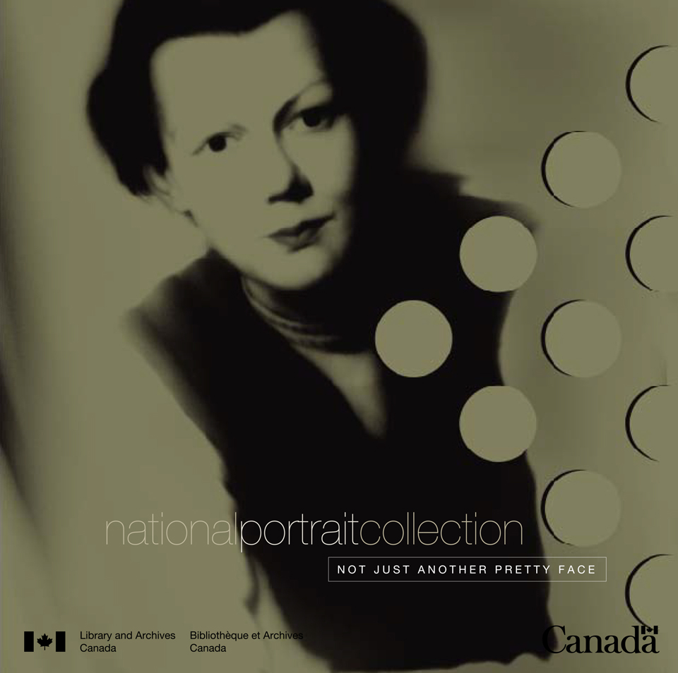 Portrait Gallery of Canada-collection-cover-1