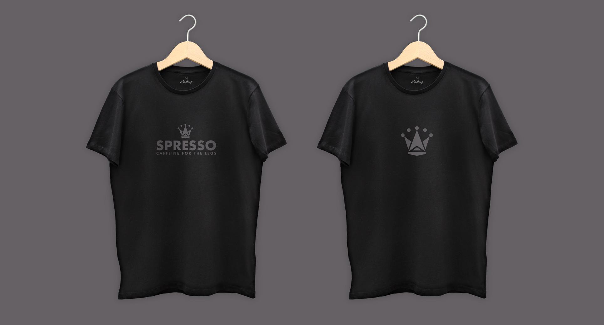 Spresso t shirt design